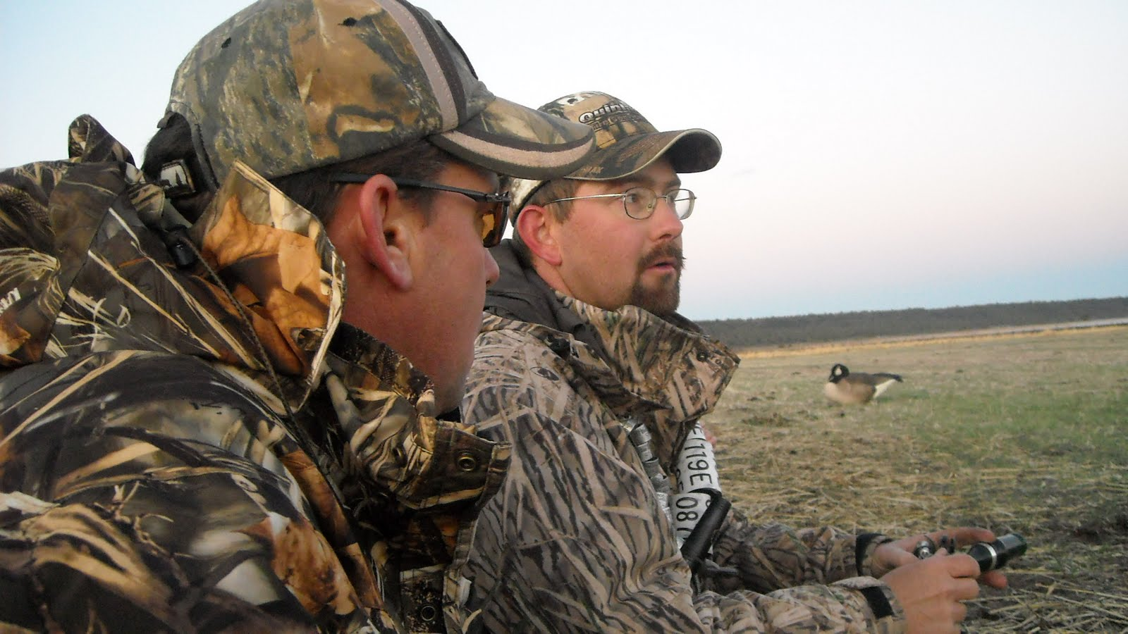 Modoc Oufitters Duck Hunting Trip